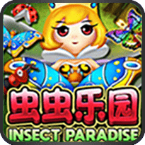 Fish Hunter Insect Paradise